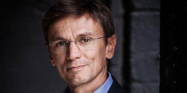 Philippe Gaborieau, président fondateur d'Happy Capital