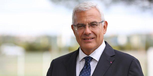 Alain Di Crescenzo, à la tête d'IGE+XAO.