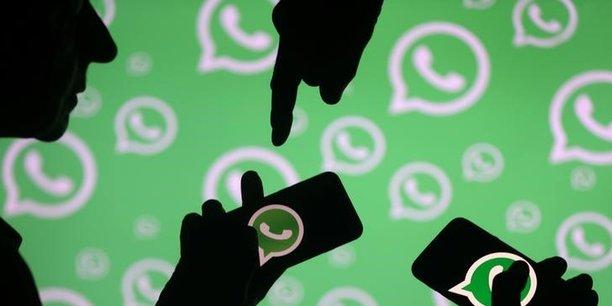 WhatsApp, messagerie instantanée appartenant à Facebook, revendique plus de 1,5 milliard d'utilisateurs. Environ 65 milliards de messages sont échangés tous les jours en moyenne sur la plateforme.