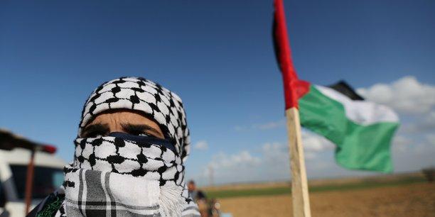 Deux adolescents palestiniens tues a la limite de la bande de gaza[reuters.com]