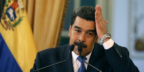 Les etats-unis en contact direct avec des militaires venezueliens[reuters.com]