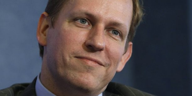 Peter Thiel, co-fondateur de PayPal reconverti dans le capital-risque, ferait partie du tour de table. Copyright Reuters