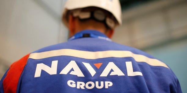 Naval Group a engrangé 3,7 milliards d'euros de prises de commandes en 2018