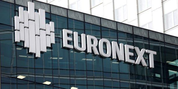 Euronext releve son offre sur la bourse d'oslo a 158 couronnes[reuters.com]