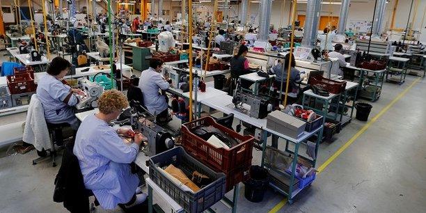 En janvier, la production industrielle a diminué selon les derniers chiffres de la Banque de France.