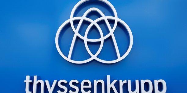 L'ue devrait mettre en garde thyssenkrupp et tata steel[reuters.com]