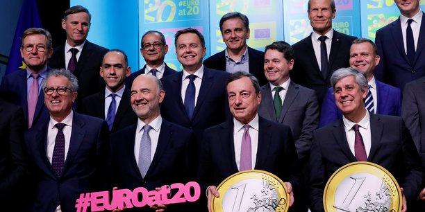 L'eurogroupe discutera d'un budget pour la zone euro[reuters.com]