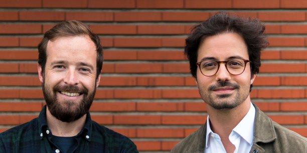 Thibault Chassagne (à gauche) et Karim Kaddoura ont fondé Virtuo en 2016.