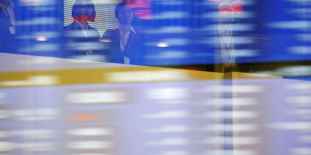 La bourse de tokyo ouvre en hausse[reuters.com]