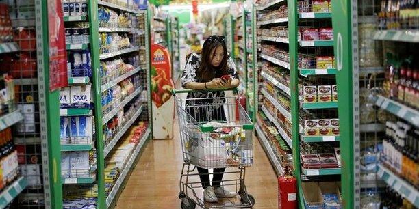 Chine: nouveau ralentissement probable de la consommation en 2019[reuters.com]