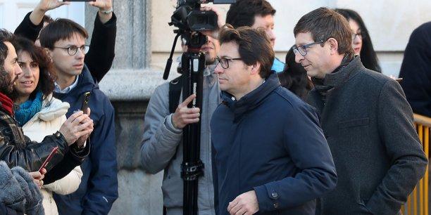Proces sous tension a madrid des dirigeants separatistes catalans[reuters.com]