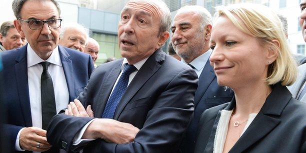 À Lyon, Caroline Collomb en retrait de LREM pour cause d'Européennes