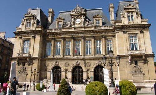 Mairie de Neuilly / DR