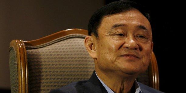 Une chaine de television suspendue en thailande avant les elections[reuters.com]