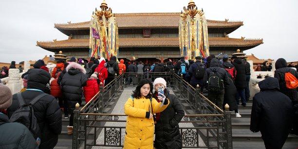 Les revenus chinois du tourisme ont decelere en 2018[reuters.com]