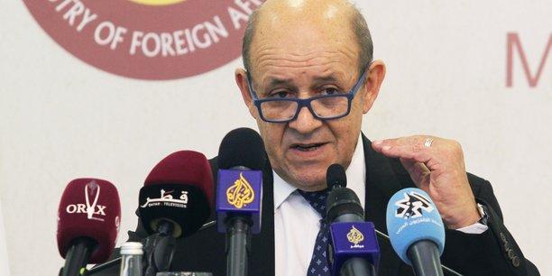 La france est intervenue au tchad pour eviter un coup d'etat, declare le drian[reuters.com]