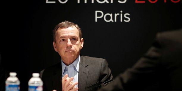 Alain weill prend le controle de l'express[reuters.com]