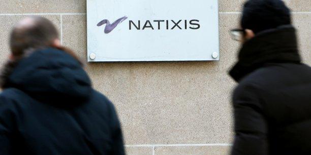 Le resultat net de natixis divise par deux au 4e trimestre avec les marches[reuters.com]