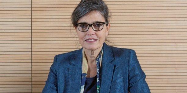 Marianne Leblanc Laugier, la présidente de l'ASI