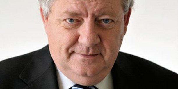 André Joffre, président du pôle DERBI à Perpignan