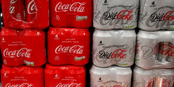 CCEP prévoit un investissement de 500 millions d'euros pour renforcer encore ses capacités de production et sa distribution des produits Coca-Cola