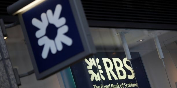 Le cours de l'action de Royal Bank of Scotland (RBS) a bondi de 11,24%.