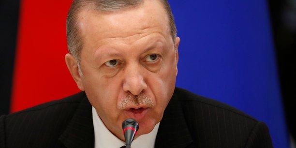 Pas question de renoncer aux missiles s-400 russes, dit erdogan[reuters.com]