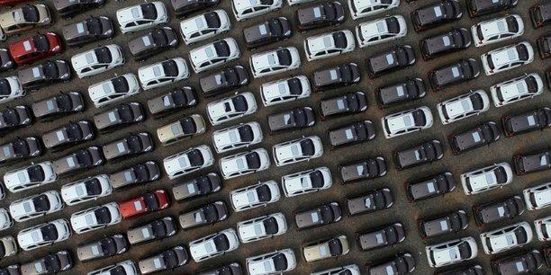 Chine/automobile: les ventes baissent pour le 7e mois d'affilee[reuters.com]