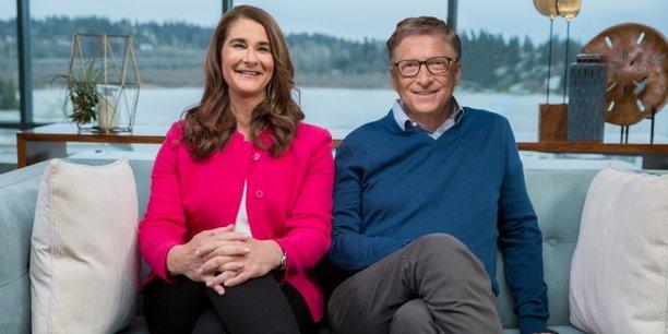 L'année dernière, il semble que des forces imprévues ont eu un impact assez démesuré. 2018 nous a offert une série de surprises. Bill et Melinda Gates.