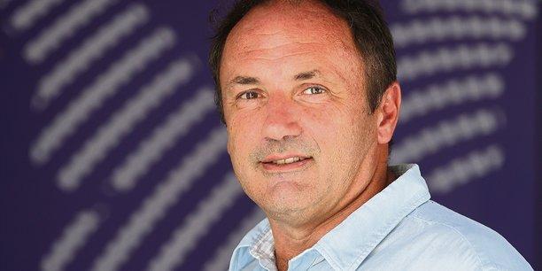 Ludovic Le Moan, le chef de file et co-fondateur de Sigfox.