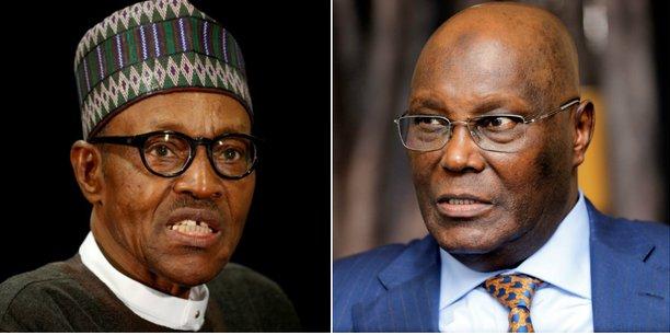 Les deux principaux favoris de la présidentielle Muhammadu Buhari de l'APC et Atiku Abubakar du PDP, s'accusent mutuellement de vouloir perturber le processus électoral.