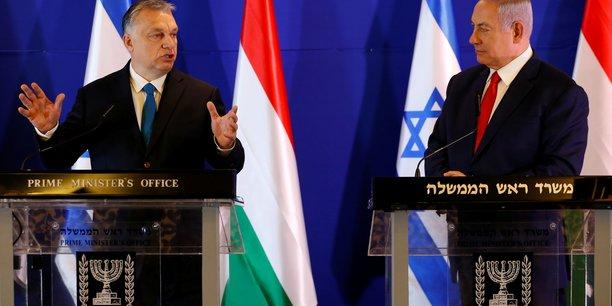 Orban plaide pour la fin du differend entre israel et la pologne[reuters.com]