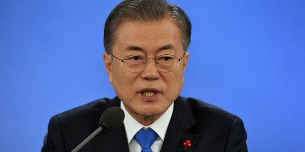 Seoul propose une cooperation economique avec pyongyang[reuters.com]