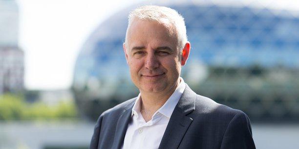 Stéphane Allaire, le président d'Objenious.