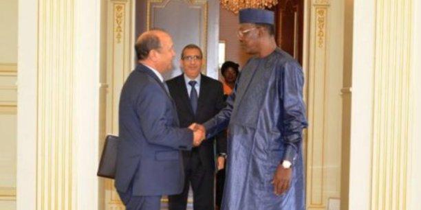 Le président du Groupe Maroc Telecom a été reçu en audience le mardi 19 février par Idriss Déby, avec qui ils ont échangé sur les opportunités d'investissement de l'opérateur marocain au Tchad.