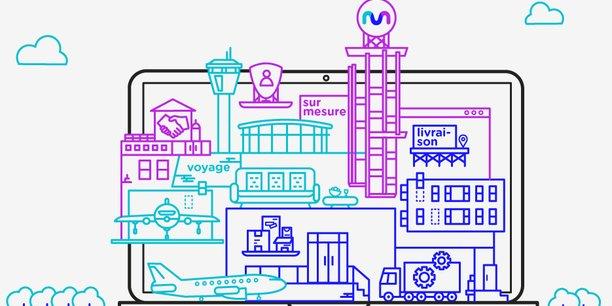 La startup Moonshot-Internet est née il y a deux ans au sein de Société Générale Assurances. Elle bénéficie aujourd'hui d'une indépendance opérationnelle et propose des nouveaux produits d'assurance à l'usage.