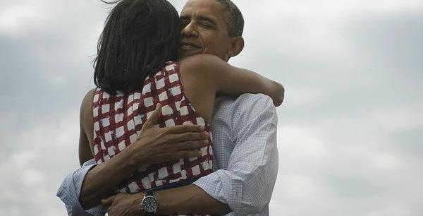 Photo du Tweet envoyé par l'équipe de campagne d'Obama