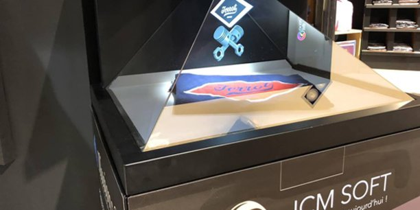 ICM-Soft développe une technologie de réalité augmentée