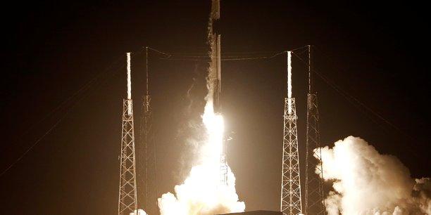 Lancement de la premiere sonde lunaire israelienne[reuters.com]