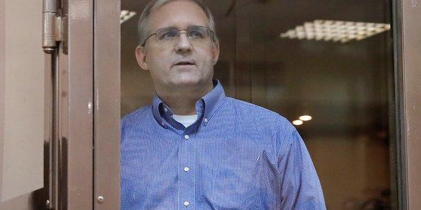 Russie: la detention d'un americain soupconne d'espionnage prolongee[reuters.com]
