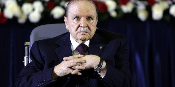 Algerie: manifestation contre la candidature de bouteflika a la presidentielle[reuters.com]