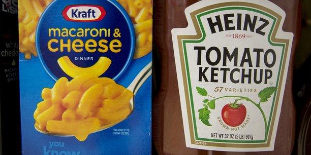 Kraft heinz, a ses plus bas, a pese sur l'agroalimentaire europeen[reuters.com]