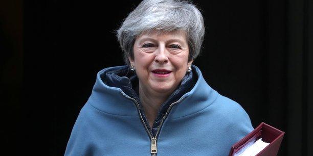 Quitter l'Union européenne avec un accord le 29 mars est toujours à notre portée et ce c'est à quoi nous travaillons, a annoncé La Première ministre britannique Theresa May