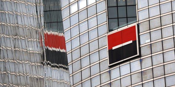 Le nouveau plan de réorganisation de la Soc Gen doit être présenté aux élus du personnels ce mardi matin au siège de La Défense.