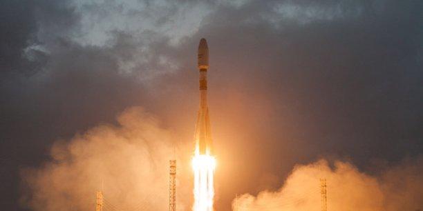 Les six premiers satellites sont en orbite — OneWeb