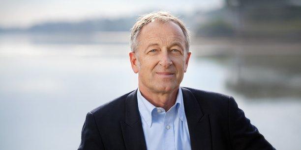 Xavier Gaudio, maire d'Hossegor