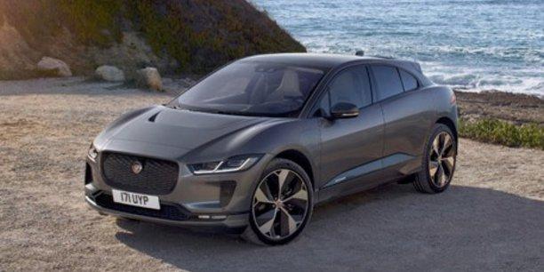 Automobile. La Jaguar I-Pace élue voiture de l'année