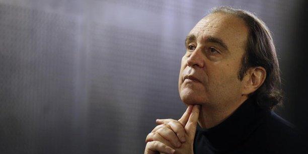 Xavier Niel, le propriétaire et fondateur d'Iliad (Free).
