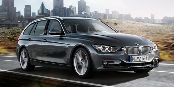 bmw s rie 3 touring luxe volupt et hautes performances. Black Bedroom Furniture Sets. Home Design Ideas