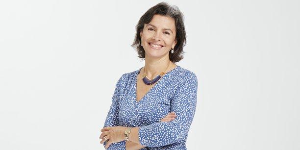 Francesca Aceto, présidente de SNCF au Féminin